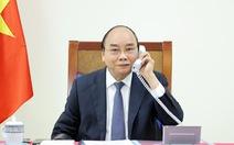 Chủ tịch nước Nguyễn Xuân Phúc gửi thư cho Tổng thống Biden, đề cập vắc xin COVID-19