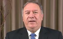 Ông Pompeo nói 'chắc chắn' phòng thí nghiệm Vũ Hán 'có liên quan quân đội Trung Quốc'