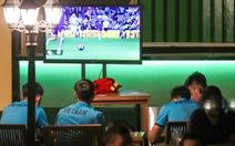 Quế Ngọc Hải, Lương Xuân Trường xem chung kết C1 tại UAE