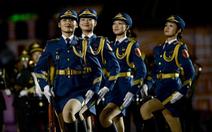 Trung Quốc cưng chiều lính trẻ