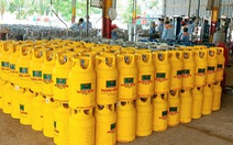 Giá gas tăng trở lại, thêm 14.000 đồng mỗi bình 12kg