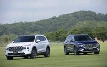 Hyundai Santa Fe 2021 chính thức ra mắt tại Việt Nam, giá từ 1,030 tỉ đồng