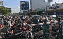 Chủ tịch UBND quận Gò Vấp: Hôm nay người dân tạm đi lại bình thường, phải khai báo y tế