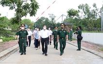 35 F1 ở khu cách ly tập trung thành F0 trong 1 ngày, chủ tịch Hà Nội đi kiểm tra gấp