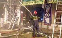 Vụ cháy ở quận 3: Hai người chết trong bệnh viện