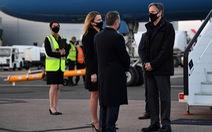 Ngoại trưởng G7 gặp trực tiếp tại London