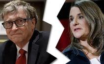Thế giới sốc khi vợ chồng Bill Gates 'đường ai nấy đi'