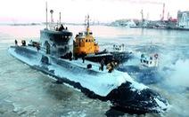 Ly kỳ giải cứu tàu ngầm dưới biển khơi - Kỳ 3: Chiếc tàu ngầm không may mắn