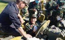 Việt Nam tích cực chuẩn bị phương án đăng cai 2 môn thi tại Army Games