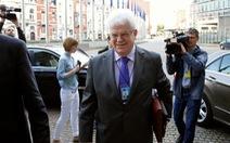 EU triệu tập đại sứ Nga chỉ trích mạnh mẽ
