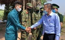 TP.HCM hỗ trợ 5,6 tỉ đồng cho các tỉnh biên giới chống dịch
