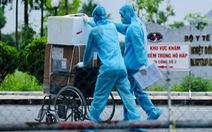 Cách ly y tế Bệnh viện nhiệt đới Trung ương cơ sở Đông Anh