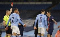 Ander Herrera tố trọng tài 'văng tục' với cầu thủ PSG