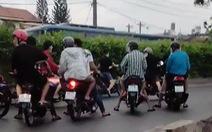 Vụ 'quái xế' chặn quốc lộ 22 để 'quậy': Tạm giữ hình sự 11 người