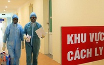 Một bác sĩ Bệnh viện Quân y 105 mắc COVID-19