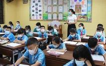 1.400 học sinh Bắc Ninh trở lại trường sau sự cố nước thải nhà máy giấy