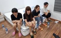 11 người Trung Quốc nhập cảnh trái phép đóng cửa cố thủ ở căn hộ chung cư tại Hà Nội