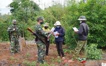 Lãnh đạo 12 đồn biên phòng trên tuyến biên giới được yêu cầu tuyệt đối không được lơ là