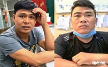 Bắt 3 nghi phạm liên quan vụ cướp giật sau đó nạn nhân tử vong