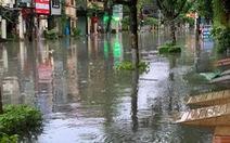 Miền Bắc mưa lớn, TP Thái Nguyên, Bắc Giang ngập gần nửa mét