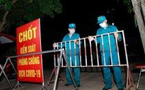 Chủ tịch phường ở Vĩnh Phúc bị tạm đình chỉ công tác vì lơ là trong phòng chống dịch