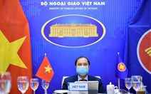 Mỹ và ASEAN khẳng định phối hợp, đóng góp duy trì hòa bình ở Biển Đông