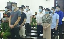 Nhiều bị cáo vụ Nhật Cường buôn lậu lãnh án tù và nộp lại hàng chục tỉ