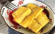 Bánh trứng thời nghèo khó Dan Bing bỗng len lỏi khắp ngóc ngách Đài Loan?