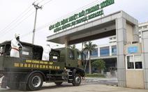 Đã có 52 ca COVID-19 ở 15 tỉnh thành lây từ Bệnh viện Bệnh nhiệt đới trung ương