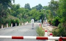 Tăng cường ngăn dịch ở biên giới khi Campuchia gỡ lệnh phong tỏa