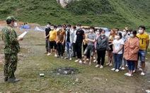 Phát hiện 53 người nhập cảnh trái phép từ Trung Quốc vào tỉnh Cao Bằng