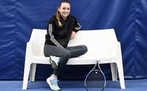 Dự giải ITF 'được trả' 2 euro, hoa khôi quần vợt Cakarevic viết: 'Cảm ơn cà phê miễn phí'