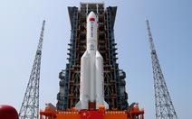 Tên lửa Trung Quốc rơi mất kiểm soát: Bắc Kinh nói phương Tây 'làm quá'