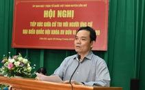 Bí thư Hải Phòng Trần Lưu Quang: 'Dù ở đâu tôi cũng muốn giúp cho TP.HCM phát triển'