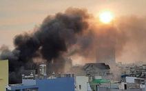 Cháy lớn nhà dân ở quận 11 - TP.HCM, 8 người chết