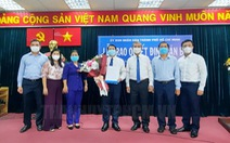Ông Nguyễn Trí Dũng làm chủ tịch UBND quận Gò Vấp