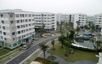 Căn hộ giá dưới 25 triệu đồng/m2 chỉ còn ở những nơi xa trung tâm