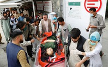 Nổ tại trường học Afghanistan, ít nhất 40 người chết