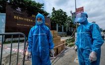 Bệnh viện Quân đội 108 tạm dừng tiếp nhận bệnh nhân