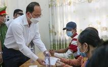Lãnh đạo TP.HCM hỗ trợ gia đình nạn nhân vụ cháy 8 người chết