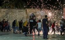 Gần 200 người bị thương trong vụ đụng độ ở Jerusalem