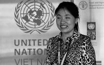 Cô gái khiếm thị Việt Nam đầu tiên làm việc cho UNDP: Nhắc chuyện buồn hoài chán lắm!