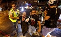 Hơn 50 người Palestine và cảnh sát Israel bị thương vì tranh chấp đêm 8-5