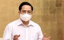 Thủ tướng họp trực tuyến khẩn cấp về tình hình dịch 'nước sôi lửa bỏng'
