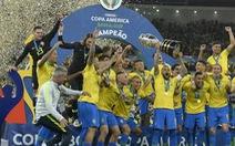 Brazil đăng cai Copa America thay Colombia và Argentina