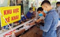 Từ TP.HCM đi Huế, Đà Nẵng, Quảng Nam phải cách ly y tế?