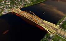 Thừa Thiên Huế công bố giải nhất thiết kế cầu vượt sông Hương