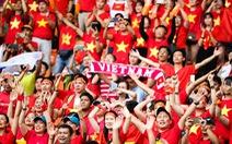 Cổ động viên Việt Nam tại UAE gặp khó khi muốn vào sân ủng hộ đội nhà