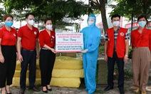 Quỹ Hành trình xanh và NCB ủng hộ gần 2 tỉ đồng hỗ trợ Bắc Giang và Bắc Ninh