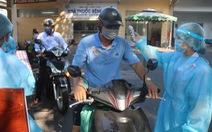Phong tỏa tạm một phần khu khám bệnh Bệnh viện Nhi đồng TP và Phụ sản MêKông